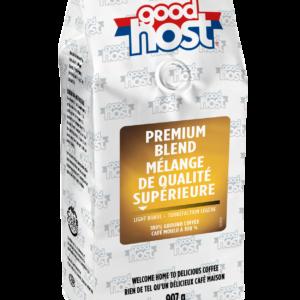 GoodHost Premium Blend Ground Coffee 2Lb Bag
