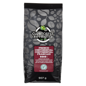 Craft Roasters Whole Bean French Continental Medium Dark Roast Coffee Beans